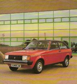 1981 Talbot Sunbeam