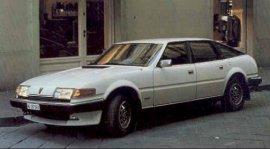 1982 Rover 2600 S