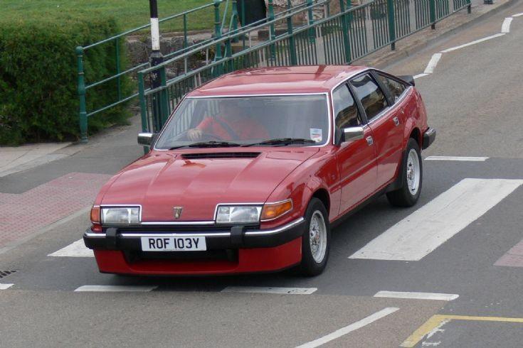 1982 Rover 3