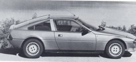 1982 Talbot Matra Murena