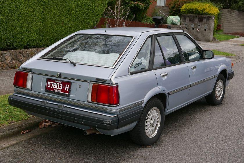 1983-85 Rover Quintet hatchback 02