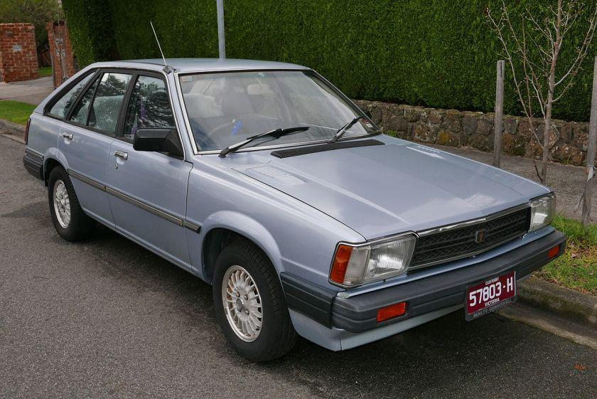 1983-85 Rover Quintet hatchback