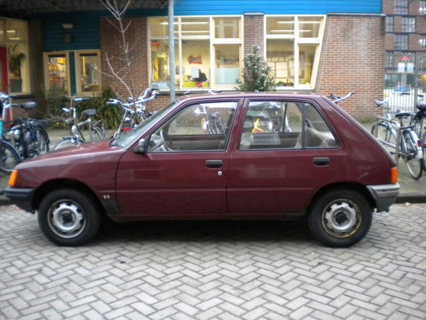 1983 Peugeot 205 1.1