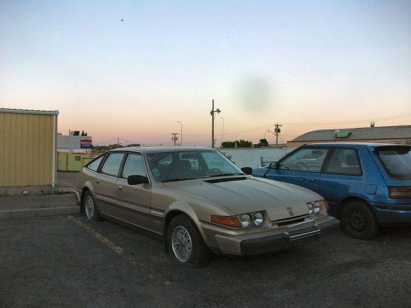 1983 Rover SD1 (4728562655)USA special