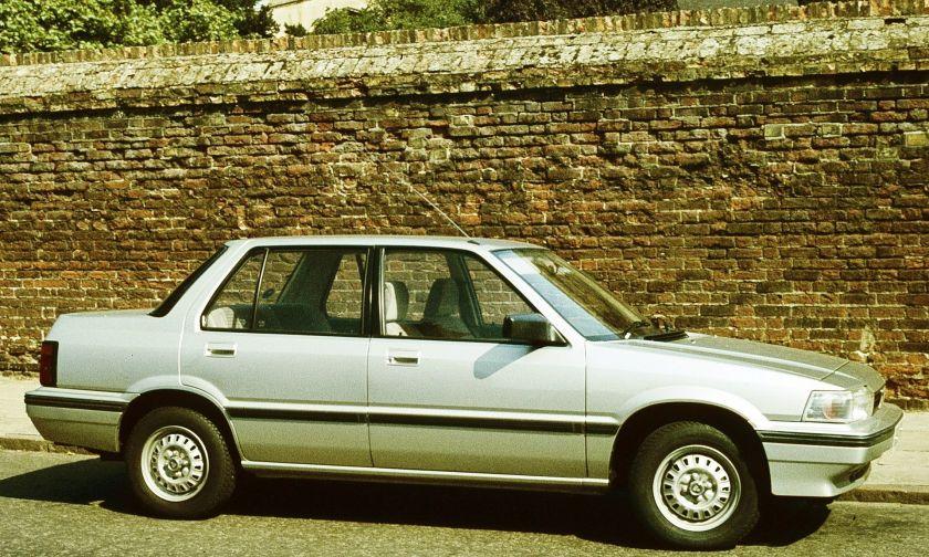1985 Rover 213 Jesus Lane