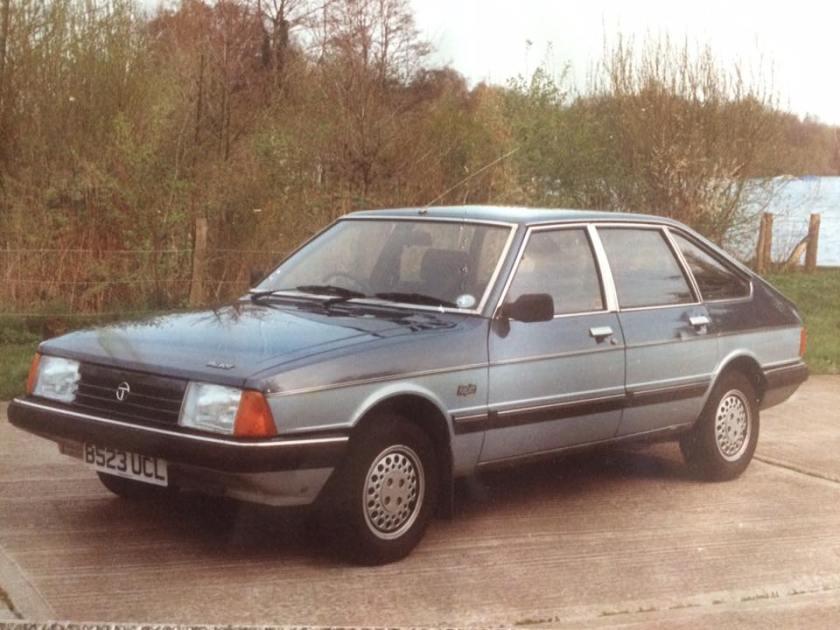 1985 Talbot Alpine Rapier