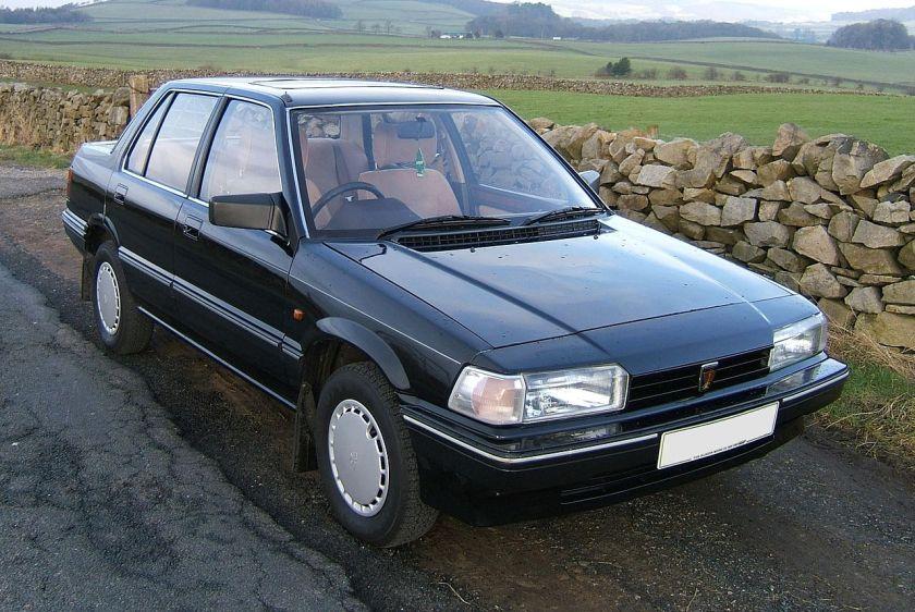 1988 Rover 213SE Automatic