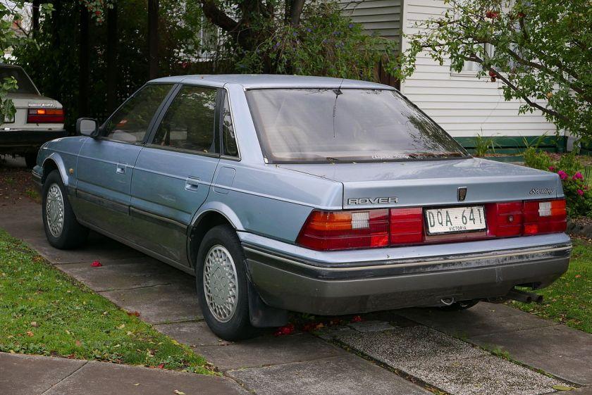 1988 Rover 827 Sterling sedan