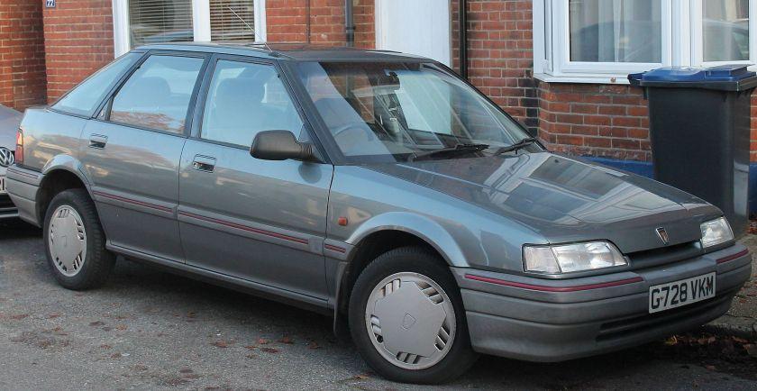 1990 Rover 216 GSi Auto