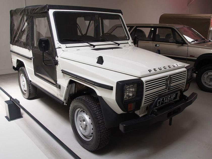 1991 Peugeot P4 Civil