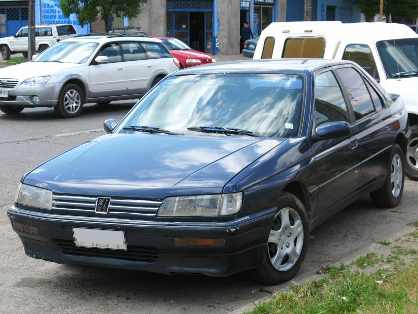 1992 Peugeot 605 2.0 SLi