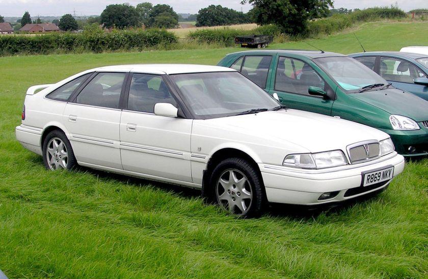 1997 Rover 800 arp
