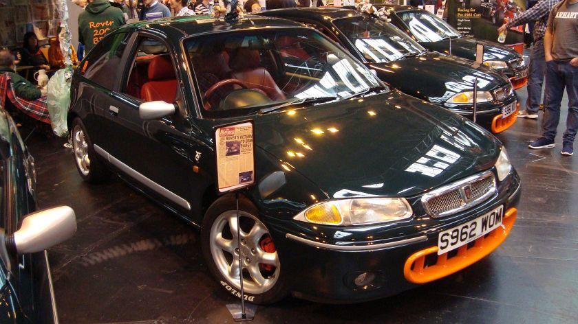 1998 Rover 200 BRM