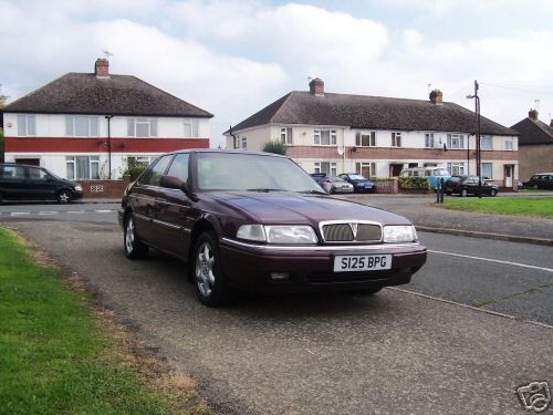 1998 Rover 820 Sterling saloon (post-R17 facelift)