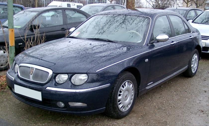 1999-03 Rover 75 fr