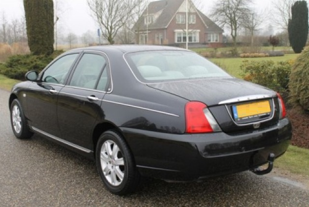2004-05 Rover 75 facelift