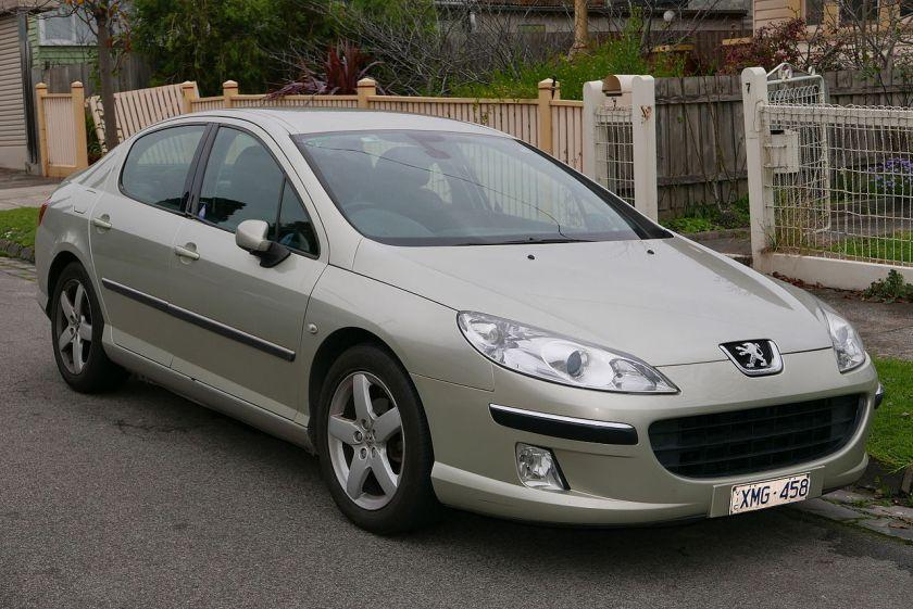 2005 Peugeot 407 ST HDi Executive sedan