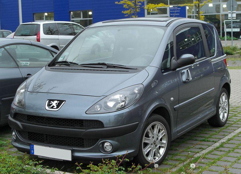2006 Peugeot 1007