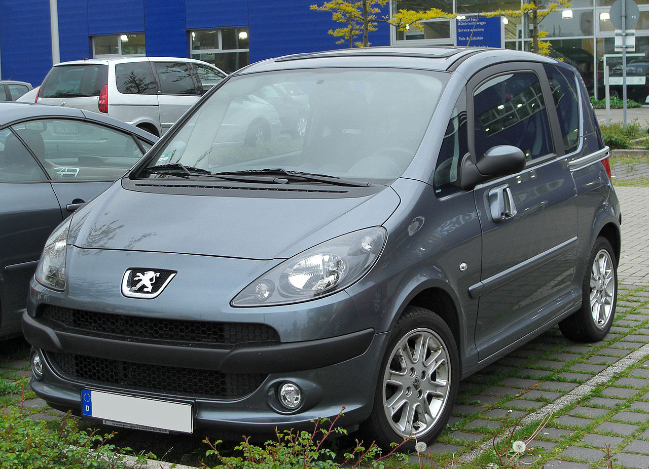 2005 U2013 Peugeot 407 2006 Peugeot 1007