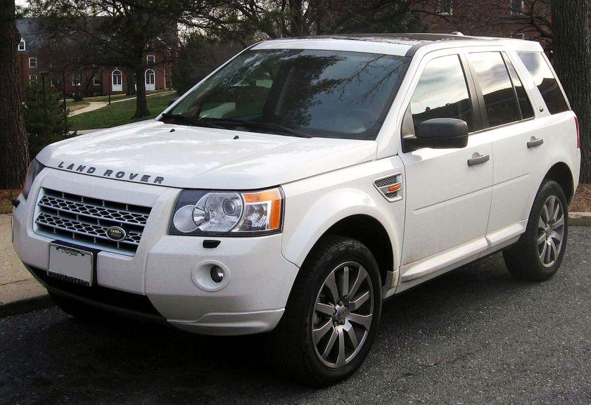 2007-08 Land Rover LR2