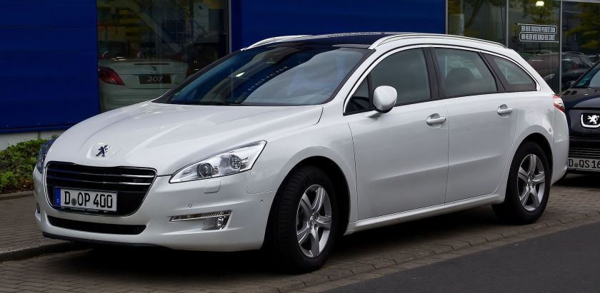 2012 Peugeot 508 SW e-HDi 115 Stop & Start Active