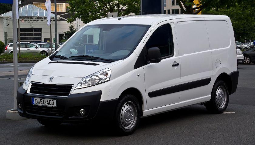 2012-present Peugeot Expert