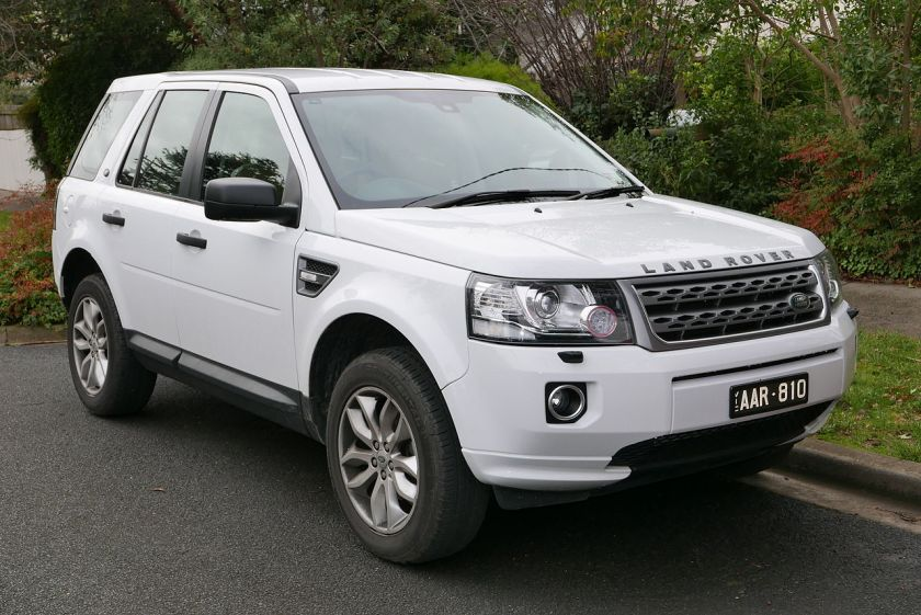 2013 Land Rover Freelander 2 (LF MY13) TD4 wagon