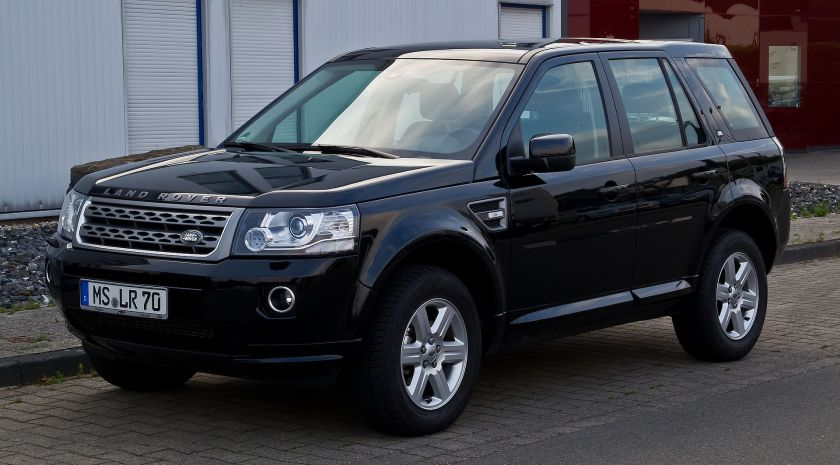 2013 Land Rover Freelander 2 TD4 S (II, 2. Facelift)
