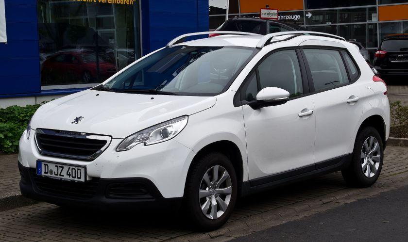 2014 Peugeot 2008 82 VTi Access