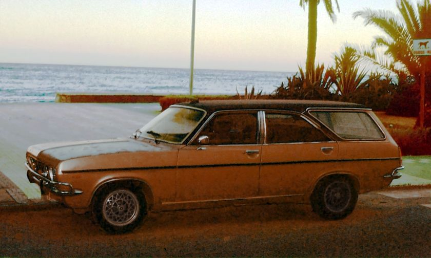 Chrysler 160 or 180 estate on Costa del Sol