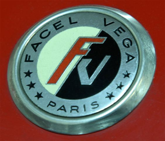 Facel Vega car logo