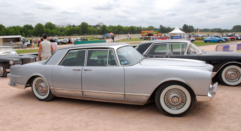 Facel Vega Excellence EX2 Berline 2x