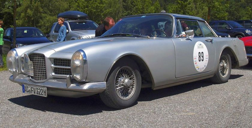 Facel Vega Facel II Coupé 89