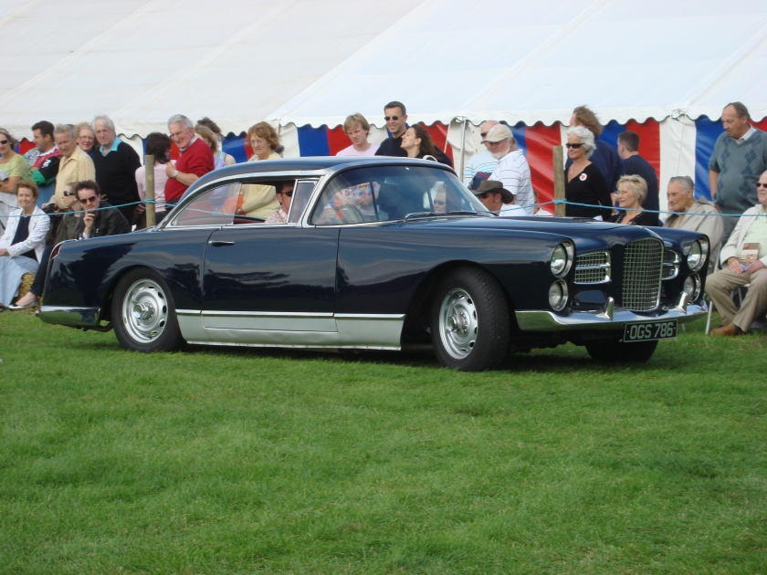 Facel Vega french sportscar F