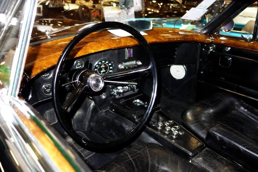 Facel Vega Interior