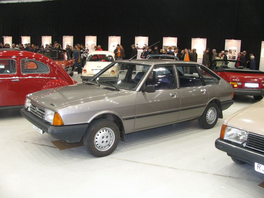 Finnish-built Talbot 1510, facelifted version with new headlights
