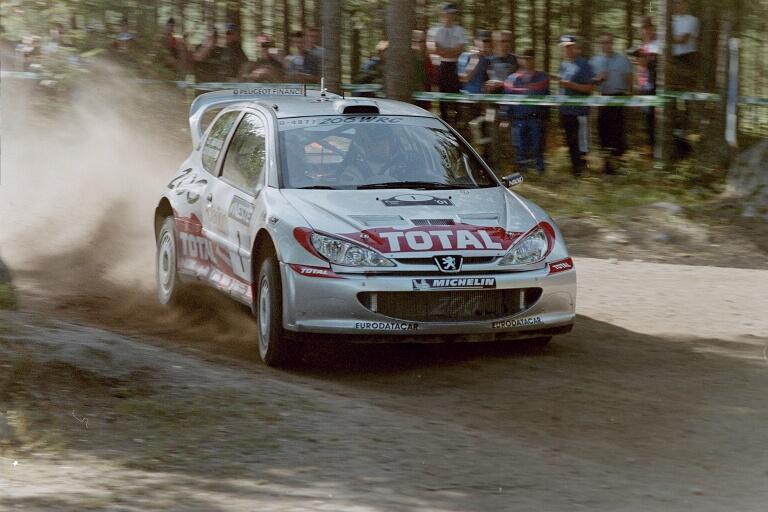 Peugeot 206 WRC Mg2 peugeot