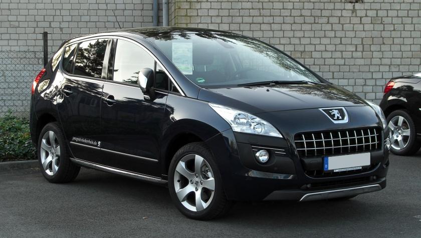 Peugeot 3008 HDi FAP 150 Platinum