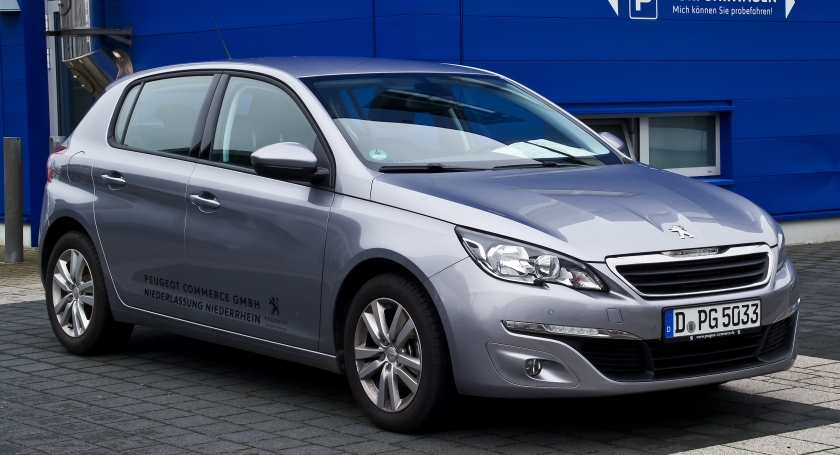 Peugeot 308 82 VTi Active (II)