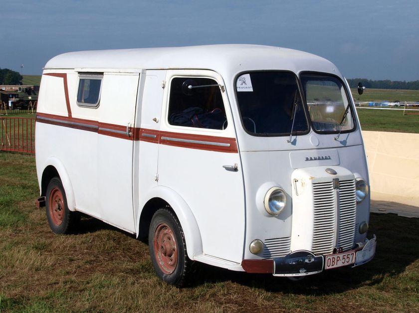 Peugeot D3-D4, Belgian licence registration OBP-557 p1