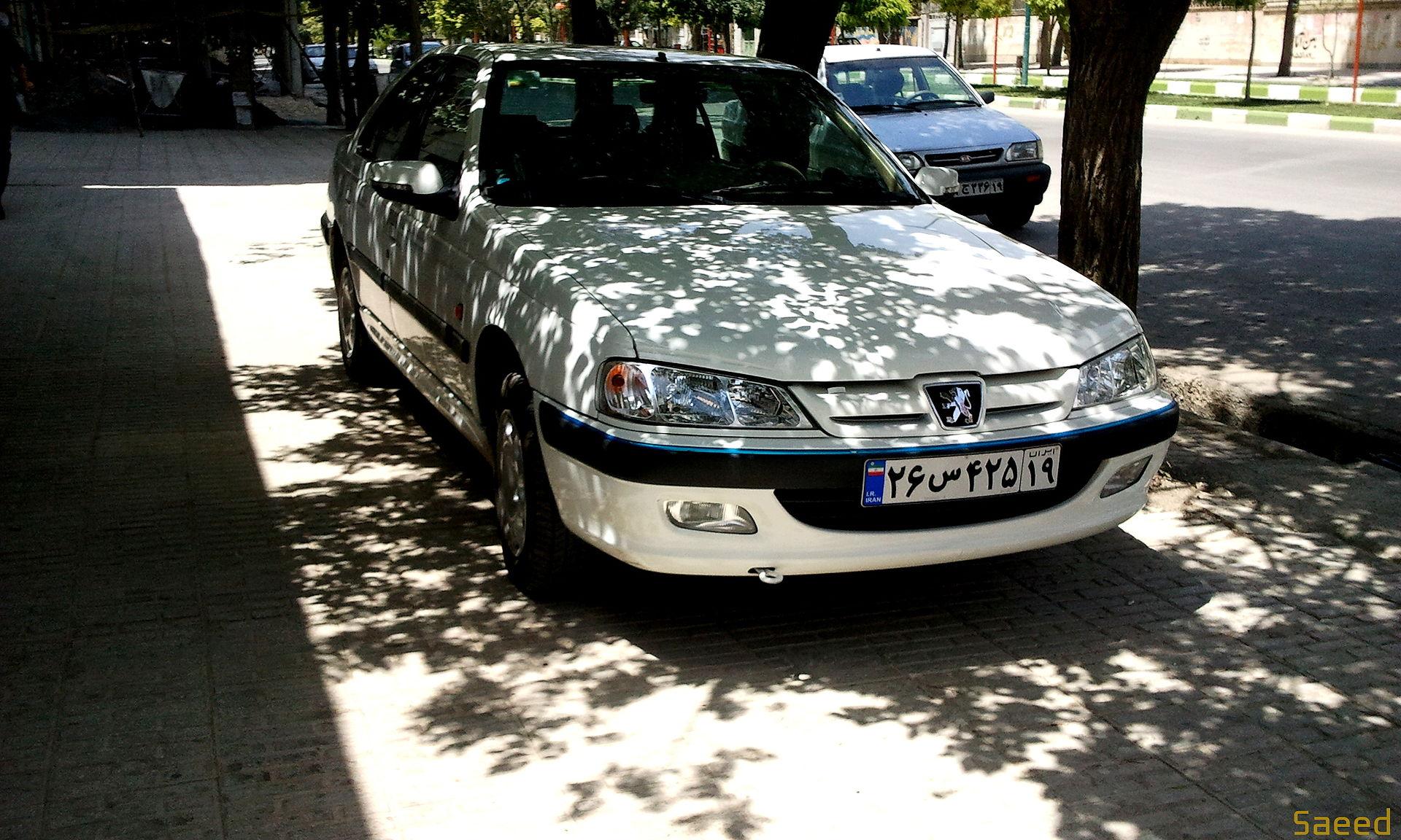 P4 Peugeot Pars