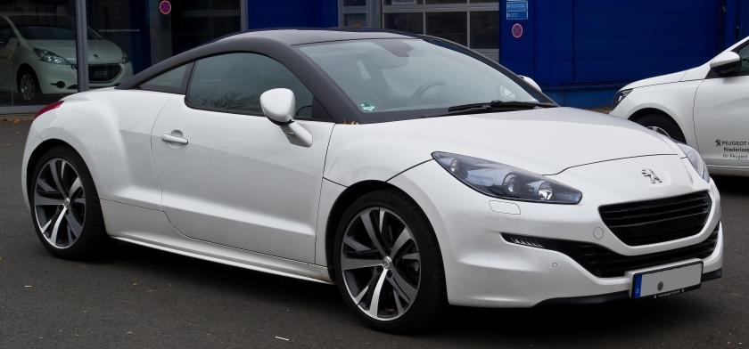Peugeot RCZ (Facelift)