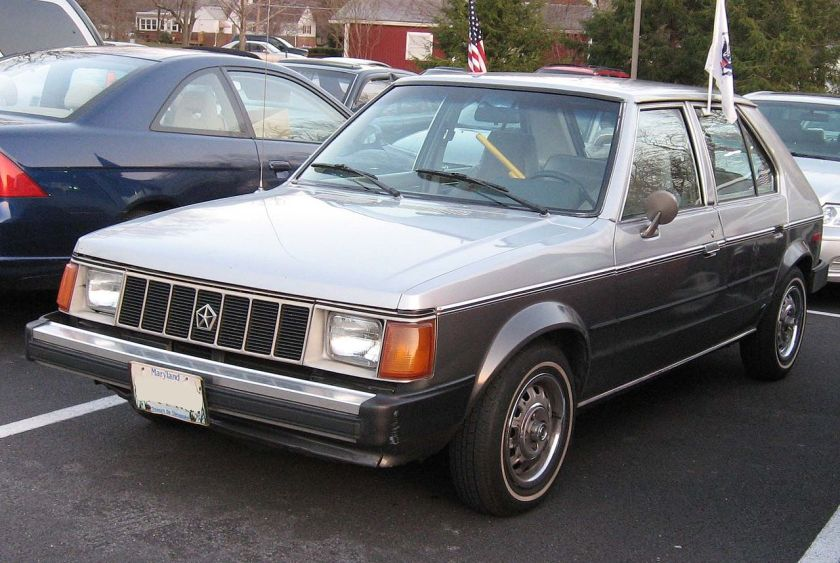 Plymouth Horizon-1