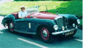 Rover 12 Reavell Special