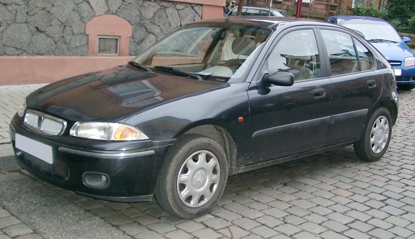 Rover 214 fr