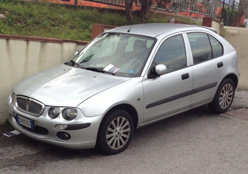 Rover 25 1.4 5door