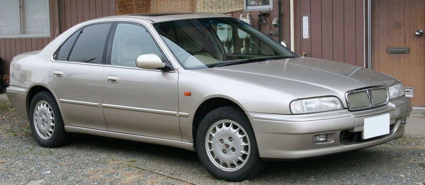 Rover 600 01