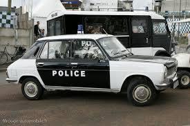 Simca 1204 Police