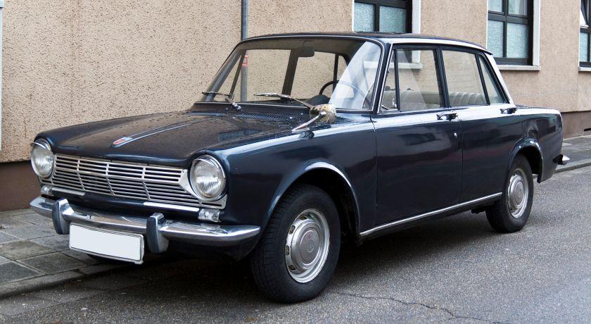 Simca 1300 Serie 1