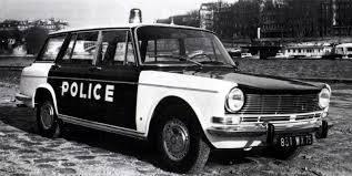 Simca 1501 Police